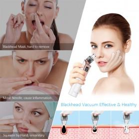 ANLAN Penghisap Komedo Vacuum Suction Skin Face Care Blackhead Pore Cleaner - ALHTY03-01R - White - 12