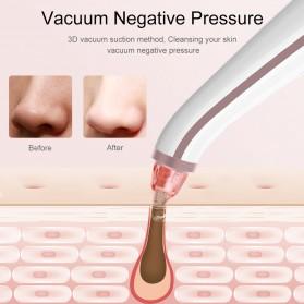 ANLAN BHTYWDF-202 Penghisap Komedo Vacuum Suction Skin Face Care Blackhead Pore Cleaner - ALHTY06-02 - White - 7