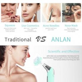 ANLAN Penghisap Komedo Vacuum Suction Skin Face Care Blackhead Pore Cleaner - ALHTY07-06 - Blue - 3