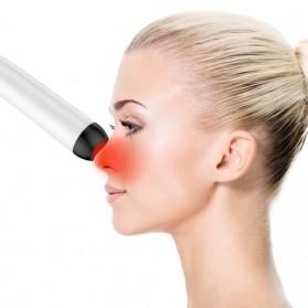 ANLAN HTY08 Penghisap Komedo Vacuum Suction Skin Face Care Blackhead Pore Cleaner - ALHTY08-02 - White - 4