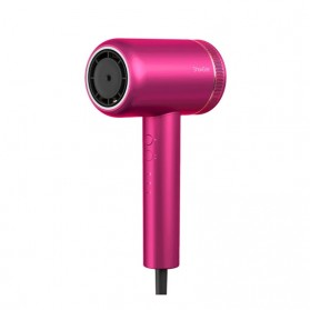 ShowSee Hair Dryer Pengering Rambut High Speed Negative Ion 1800W - A8-BK/A8-R/A8-V - Red