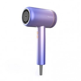 ShowSee Hair Dryer Pengering Rambut High Speed Negative Ion 1800W - A8-BK/A8-R/A8-V - Violet