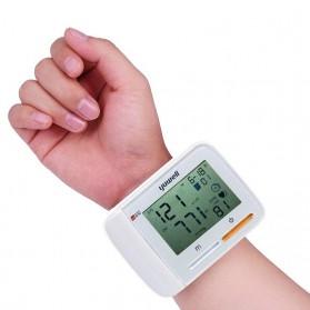 Yuwell Pengukur Tekanan Darah Tensi Electronic Blood Pressure Monitor - YE8900A - White - 2