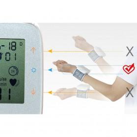 Yuwell Pengukur Tekanan Darah Tensi Electronic Blood Pressure Monitor - YE8900A - White - 4