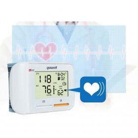 Yuwell Pengukur Tekanan Darah Tensi Electronic Blood Pressure Monitor - YE8900A - White - 7