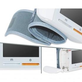 Yuwell Pengukur Tekanan Darah Tensi Electronic Blood Pressure Monitor - YE8900A - White - 8