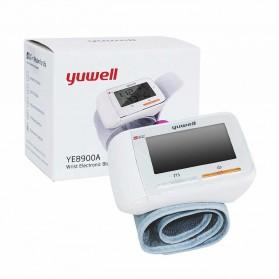 Yuwell Pengukur Tekanan Darah Tensi Electronic Blood Pressure Monitor - YE8900A - White - 11