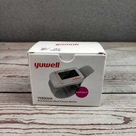Yuwell Pengukur Tekanan Darah Tensi Electronic Blood Pressure Monitor - YE8900A - White - 12