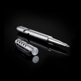 JETBeam Pena Pulpen Titanium Tactical Pen Fisher Space - K2 - Black - 2