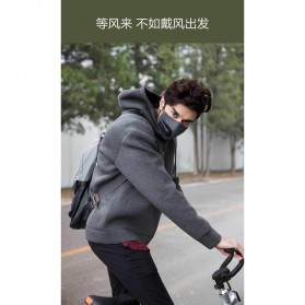 Xiaomi Purely Masker Anti Polusi Air Mask PM2.5 - HZSN001 - Gray - 8