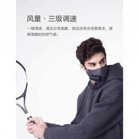 Xiaomi Purely Masker Anti Polusi Air Mask PM2.5 - HZSN001 - Gray - 9