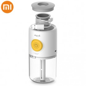 Xiaomi Deerma Portable Mini Humidifier Air Purifier Aromatherapy - DEM-LM09 - White - 1
