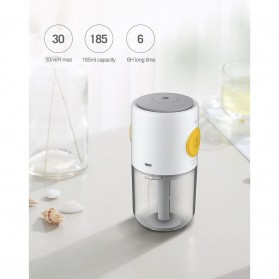 Xiaomi Deerma Portable Mini Humidifier Air Purifier Aromatherapy - DEM-LM09 - White - 5