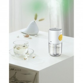 Xiaomi Deerma Portable Mini Humidifier Air Purifier Aromatherapy - DEM-LM09 - White - 6