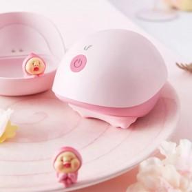 Xiaom LeFan Egg Fun Massager Alat Pijat Mini Elektrik Acupressure - Black - 8
