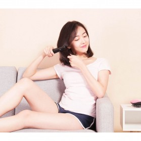 Xiaomi Yueli Catokan Rambut Ceramic Heating Plate Portable - HS-523BK - White - 4