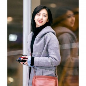 Xiaomi Yueli Catokan Rambut Ceramic Heating Plate Portable - HS-523BK - White - 8