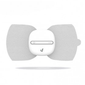 Xiaomi LF Magic Touch Alat Pijat Electrical Tense Pulse Therapy Massage Sticker Machine - LR-H007 - White