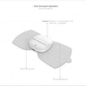 Xiaomi LF Magic Touch Alat Pijat Electrical Tense Pulse Therapy Massage Sticker Machine - LR-H006 - White - 6