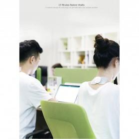 Xiaomi LF Magic Touch Alat Pijat Electrical Tense Pulse Therapy Massage Sticker Machine - LR-H007/6 - White - 9