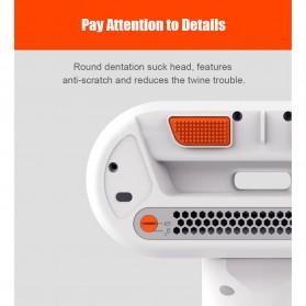 Xiaomi Mesin Penghisap Debu Vacuum Cleaner Kasur Baju Tungau Cloth Dust Mite Ultraviolet - KC101 - White - 8