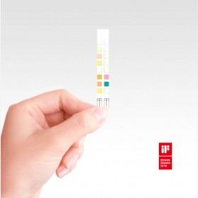 Xiaomi HIPEE Smart Health Elf Medical Urine Test Stick - White - 5