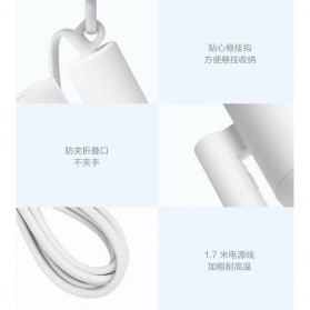Xiaomi Mijia Hair Dryer Portable Pengering Rambut 1600W - CMJ02LXW - White - 10