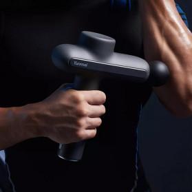 Xiaomi Yunmai Pro Basic Alat Pijat Elektrik Deep Muscle Massage Gun - YMJM-551S - Black - 4