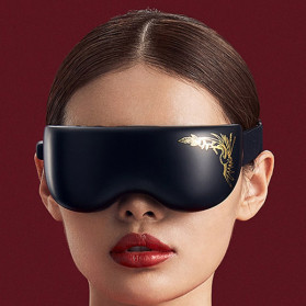 Xiaomi Hi+ Smart Steam Eye Mask Alat Uap Refleksi Mata - ECP-02 - Black