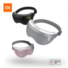 Xiaomi Hi+ Smart Steam Eye Mask Alat Uap Refleksi Mata - ECP-02 - Black - 3