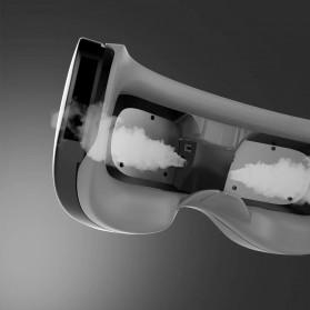 Xiaomi Hi+ Smart Steam Eye Mask Alat Uap Refleksi Mata - ECP-02 - Black - 5