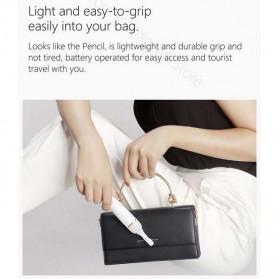 WellSkins Electric Shaver Trimmer Pencukur Bulu Tubuh - WX-TM01 - White - 9