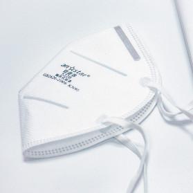 Xiaomi Purely Anstar Masker Anti Polusi Virus Corona KN95 Headloop Hijab 1 PCS - 5220 - White - 4