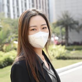 Xiaomi Airmotion One Masker Anti Polusi Virus Corona 1 PCS - KN95 - White - 7