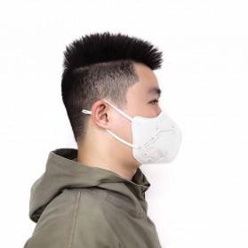 Xiaomi Airmotion One Masker Anti Polusi Virus Corona 1 PCS - KN95 - White - 10