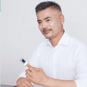 Yuwell Alat Pengukur Detak Jantung Kadar Oksigen Fingertip Pulse Oximeter - YX303 - White - 3