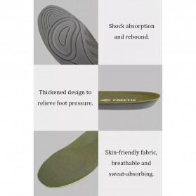 Xiaomi Freetie Insole  Alas Sepatu Sneaker Breatheable Anti-bacteria Size 40 - Black - 9
