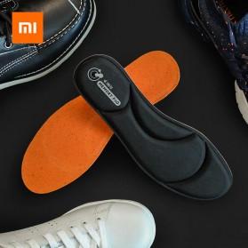 Xiaomi Freetie Insole  Alas Sepatu Sneaker Breatheable Anti-bacteria Size 40 - Black - 6