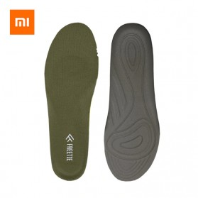 Xi5aomi Freetie Insole Alas Sepatu Sneaker Breatheable Anti-bacteria Size 42 - Green