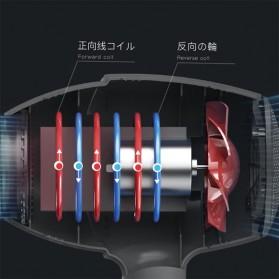 Xiaomi Enchen Air Yingqu Anion Hair Dryer Pengering Rambut 1200W 220V - White - 5