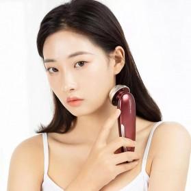 Xiaomi Amiro Alat Perawatan Kulit Wajah EMS Facial Massage Rejuvenation Skin Care - AFG001 - Red - 4