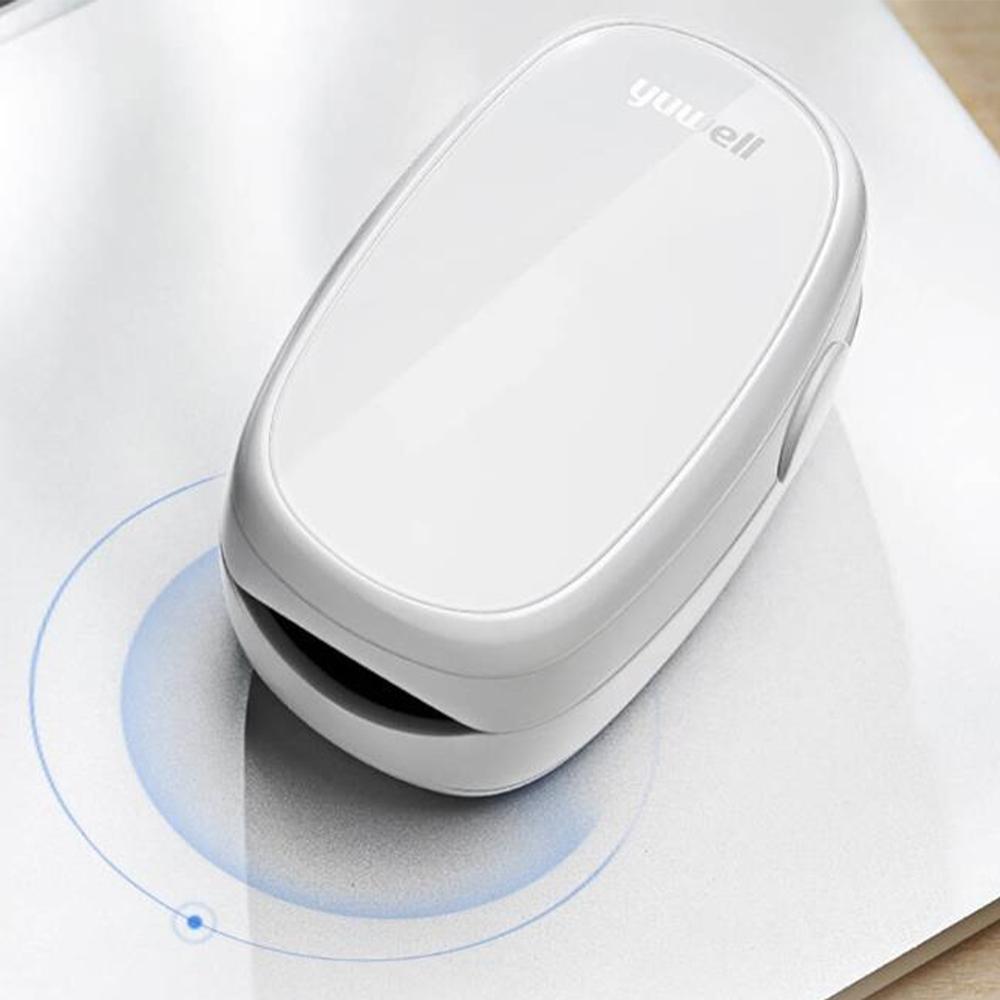 Xiaomi Yuwell Alat Pengukur Detak Jantung Kadar Oksigen Fingertip Pulse Oximeter Yx102 White Jakartanotebook Com