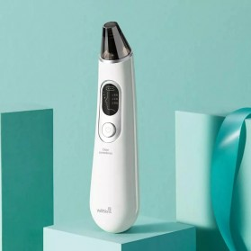 Xiaomi Wellskins Alat Pembersih Komedo Wajah Electric Vacuum Rechargeable - WX-HT100 - White