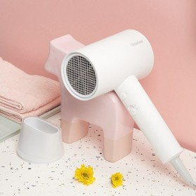 Xiaomi ShowSee Anion Hair Dryer Quick Dry Negative Ion Hair Care 1800W - A2-W - White