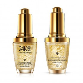Bioaqua Serum Wajah 24K Gold Essence 30ml - Golden - 3