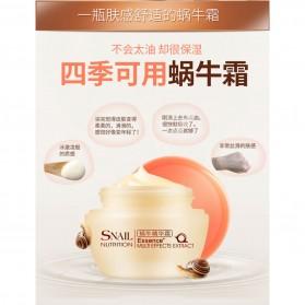 LAIKOU Cream Wajah Acne Scar Tratment Snail Nutrition 50g - White - 5