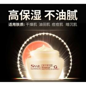 LAIKOU Cream Wajah Acne Scar Tratment Snail Nutrition 50g - White - 7
