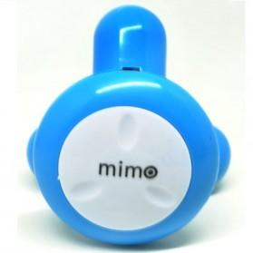 Alat Pijat Mini Elektrik Mimo - XY3199 - Blue - 3