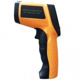 Termometer Dahi Infrared - WH380 - Orange