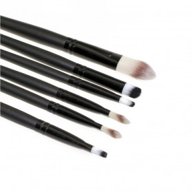Cosmetic Make Up Brush 20 Set / Kuas Make Up - Black - 7